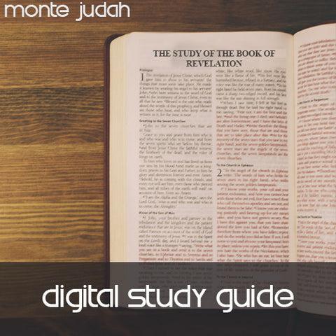 revelation chapter 1 study guide
