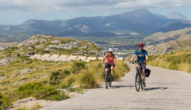 self guided cycling holidays spain