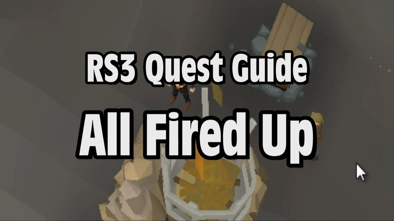all fired up minigame guide