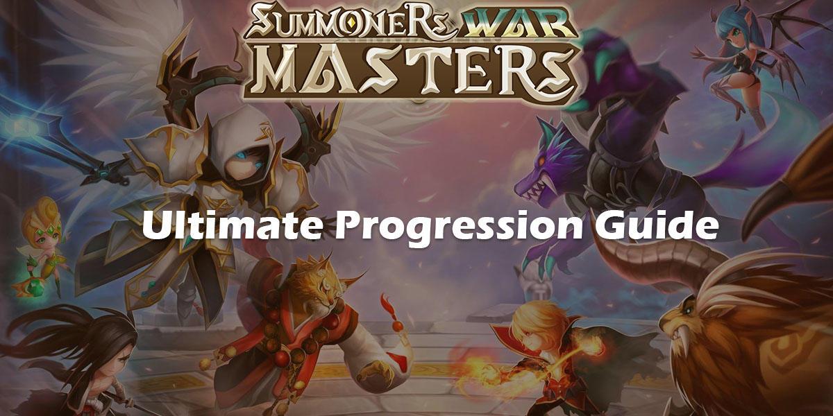 summoners war beginner guide 2017