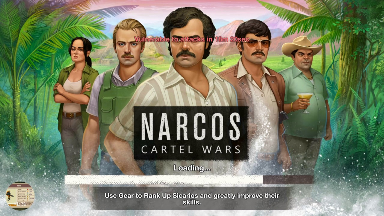 narcos cartel wars strategy guide