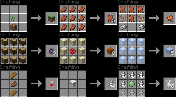 minecraft 1.10 2 crafting guide mod