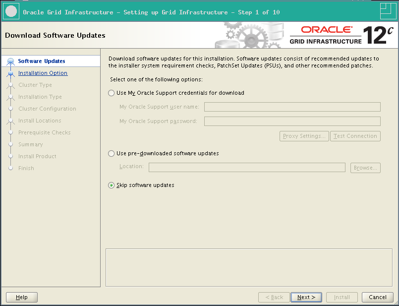 oracle grid control 12c installation guide