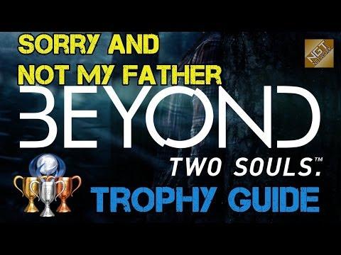 beyond 2 souls trophy guide