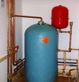 vented hot water cylinder installation guide