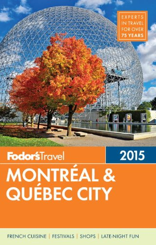 guided bus tours of montreal