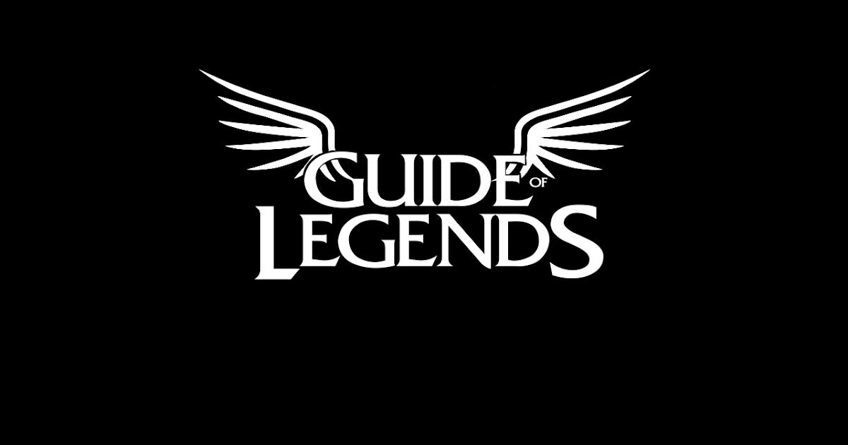 league of legends guide 2018