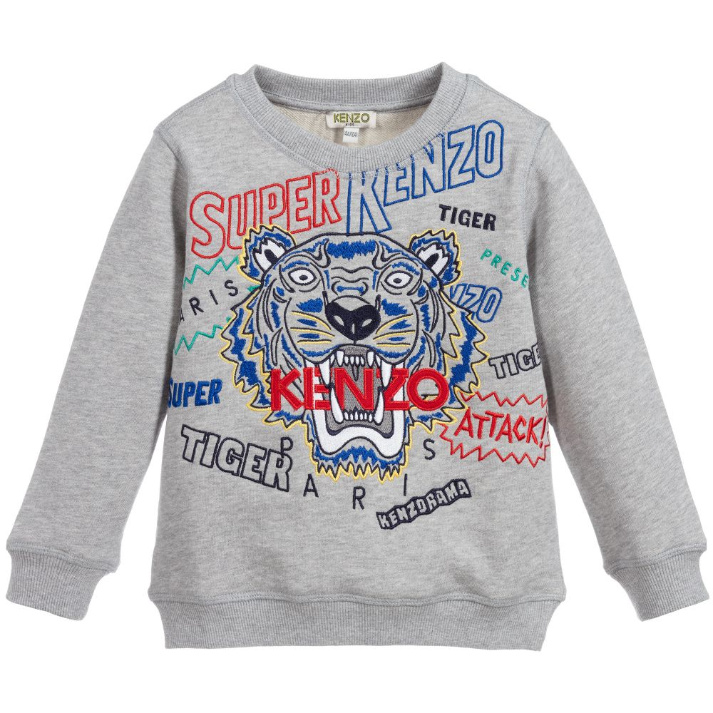 kenzo 16 years size guide