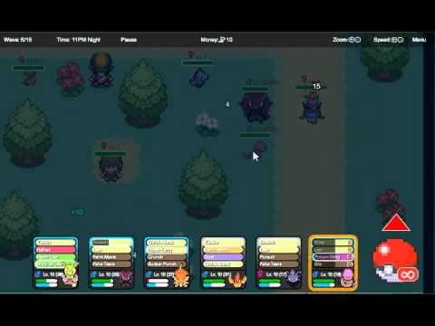 pokemon tower defense 2 guide