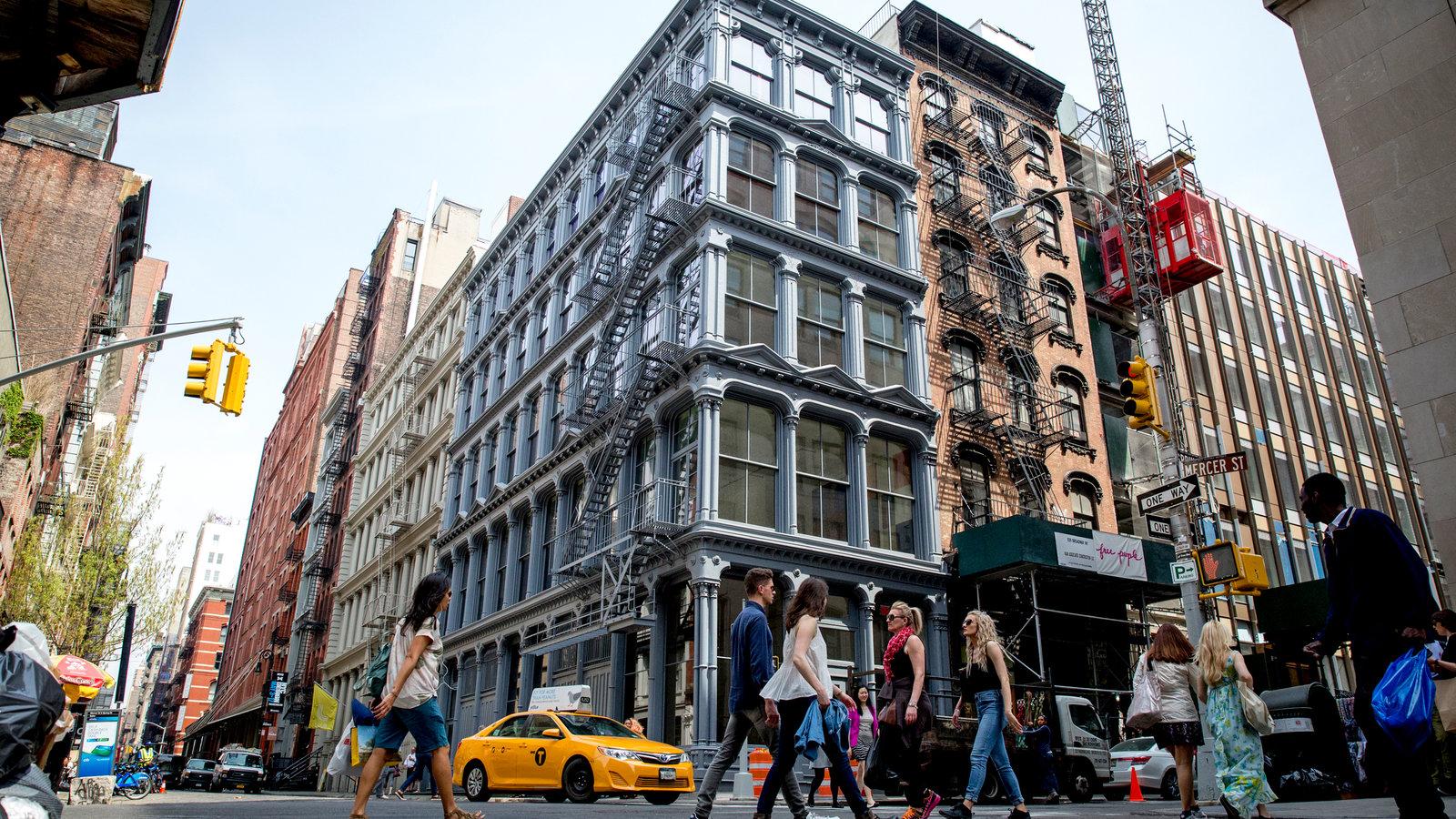 shopping soho new york guide