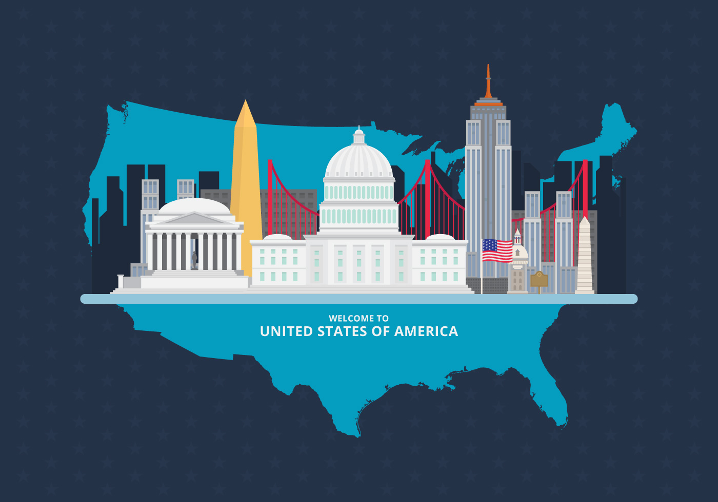 the united states of america a state by state guide