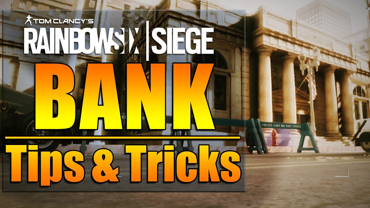 rainbow six siege strategy guide