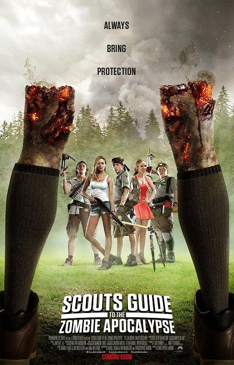 scouts guide to the zombie apocalypse full movie