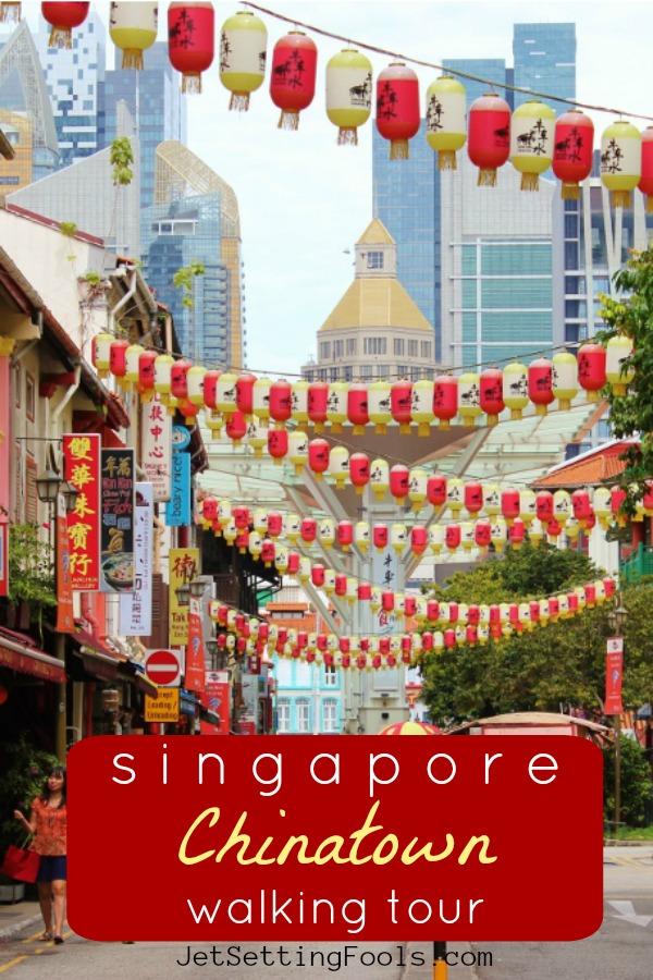 self guided walking tour singapore