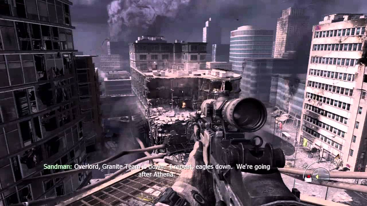 call of duty modern warfare 3 guide