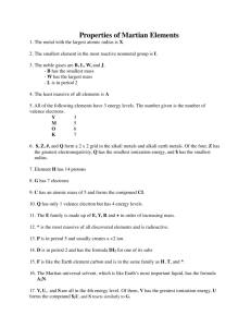 martian chronicles study guide answers