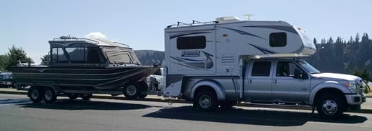 motorhome magazine towing guide 2018
