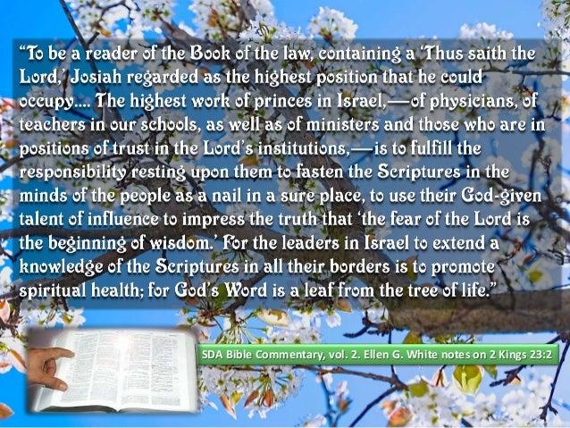 sda sabbath school lesson study guide