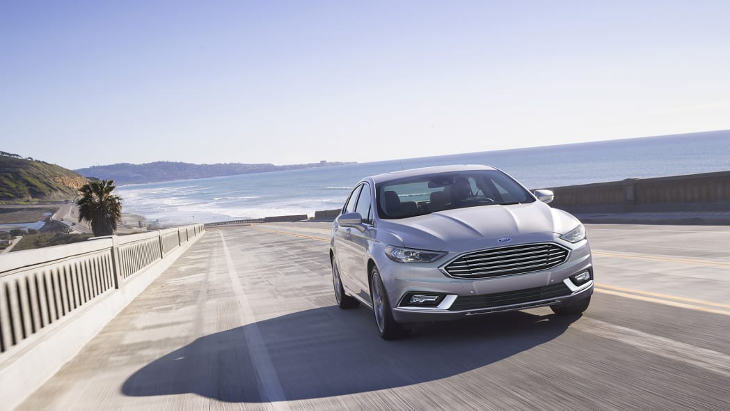 2018 ford fusion order guide