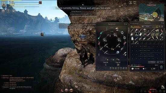 fishing guide black desert online