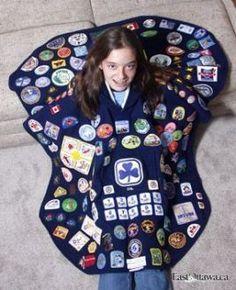 girl guide camp blanket pattern