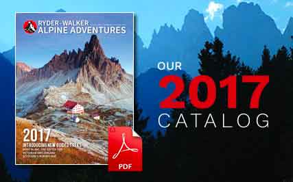haute route hike self guided