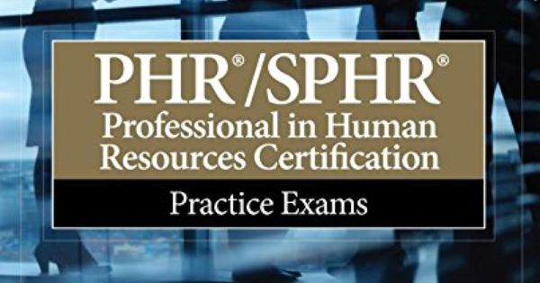 professional in human resources certification study guide