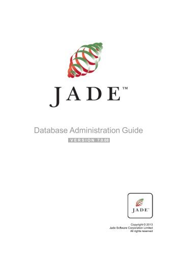 progress database administration guide and reference