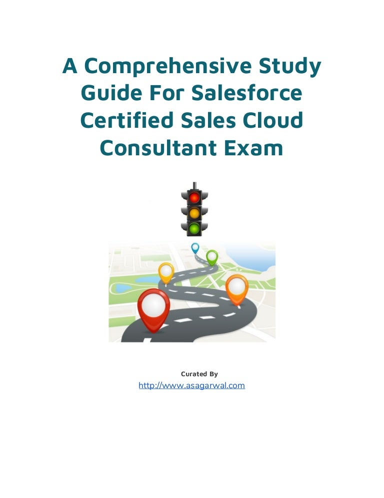 sales cloud consultant study guide