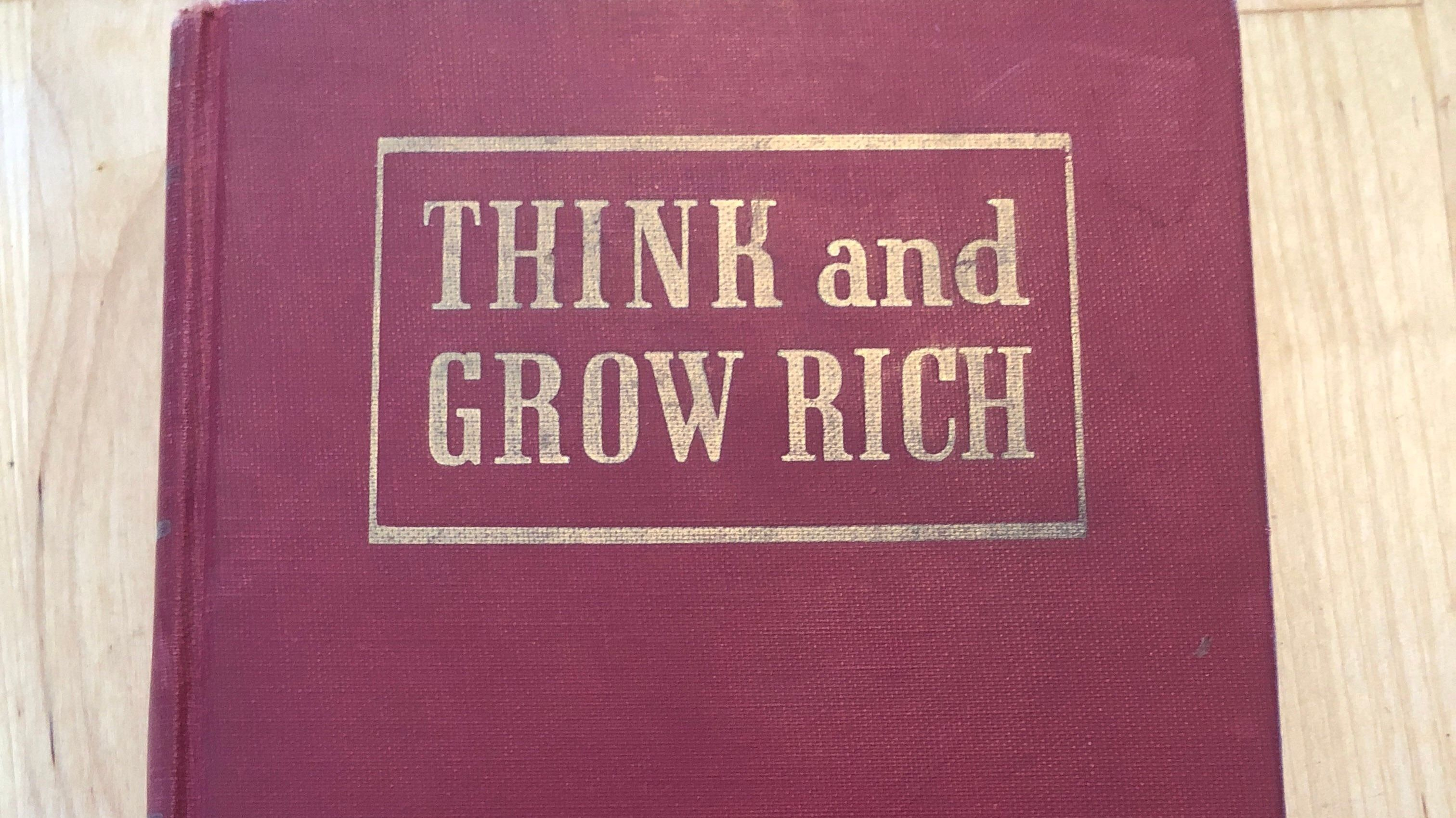 think and grow rich study guide
