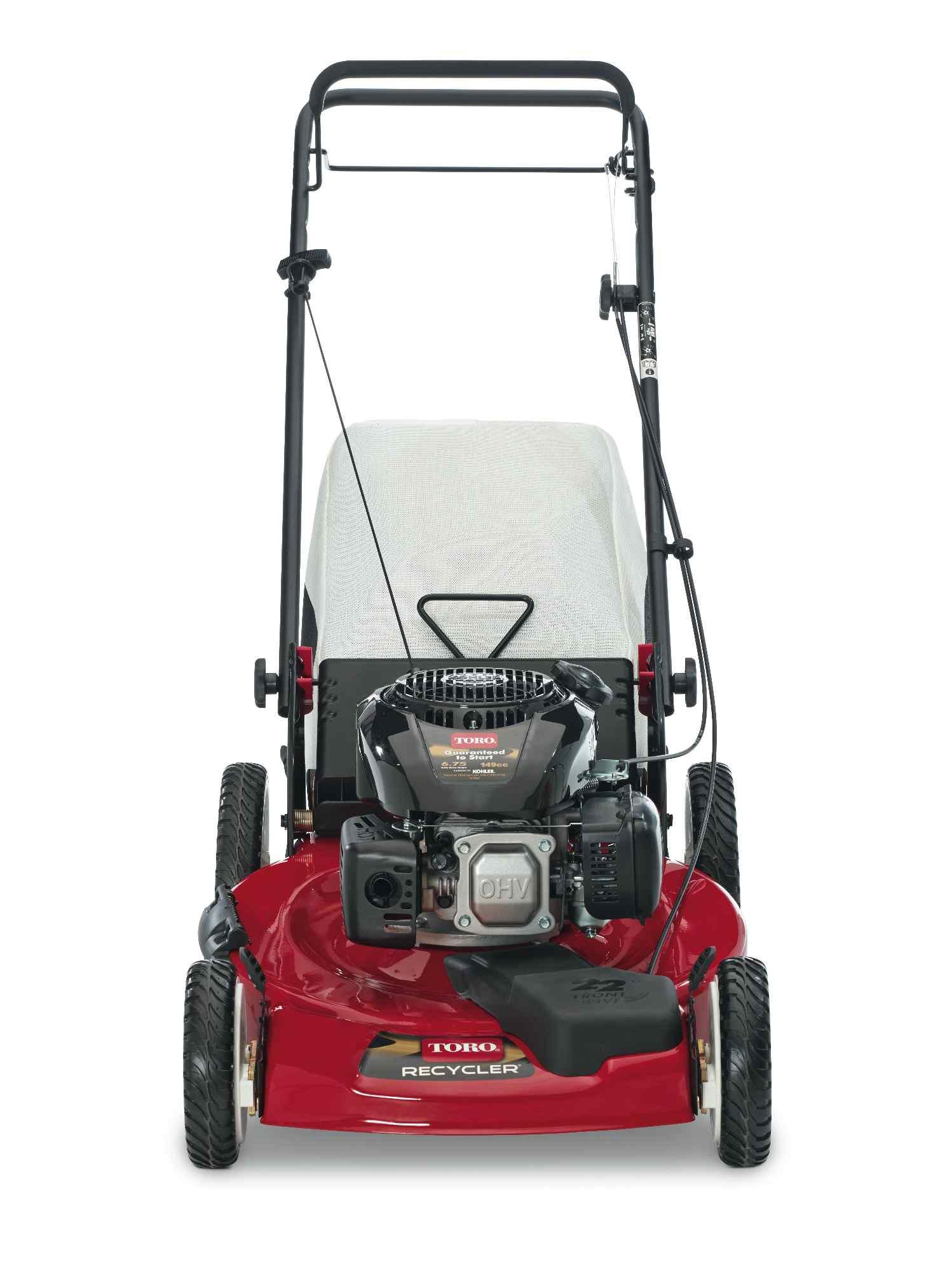 toro lawn mower troubleshooting guide