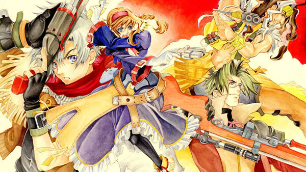 wild arms 3 trophy guide