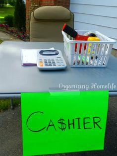 yard sale pricing guide 2015